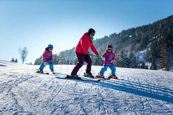 Mini´s Week für Kinder in Ski amadé