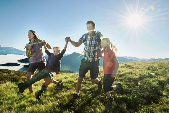 Family holidays with childcare at the Hotel Felsenhof in Flachau