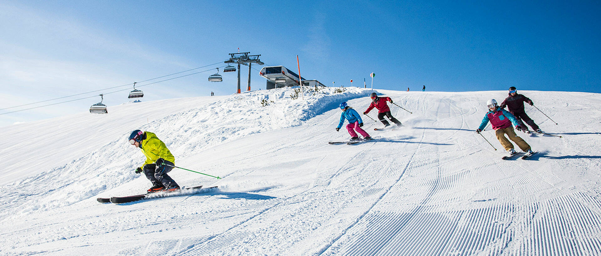 Ski Hire in Flachau