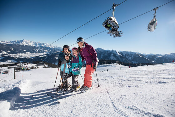 Easert familiy vacation with childcare at Hotel Felsenhof in Flachau